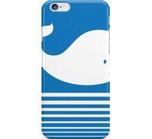 Cute Whale iPhone Case/Skin