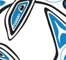 Haida Globidens Sticker
