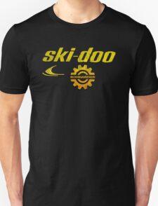Ski Doo vintage Snowmobiles T-Shirt