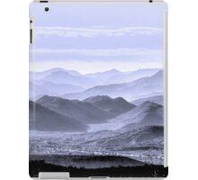 Sky Blue Hills Of The Tonto iPad Case/Skin