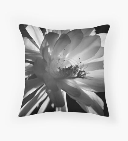 Special Evening Event (with the QUEEN) Throw Pillow