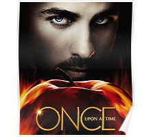 once upon a time, ouat, once upon a time ouat, ouat hook, captain hook, ouat killian jones, killian jones, season 5, ouat hook iphone Poster