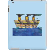 The Mysterious Ship iPad Case/Skin