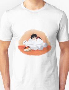 """Hiro And Mochi """" Sleep """" T-Shirt"""
