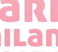 4Minute Crazy (Pink Ver) Sticker