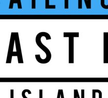 East End Sailing  Sticker
