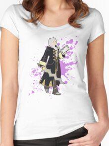Robin (Female Alt) - Super Smash Bros Women's Fitted Scoop T-Shirt