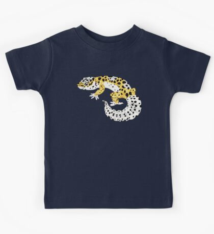 Leopard Gecko - Normal Morph Kids Tee