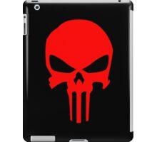 Runescape Hardcore Ironman Skull Only  iPad Case/Skin