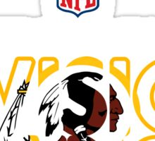 Washington Redskins - 2015 NFC East Champions Sticker