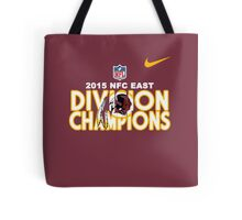 Washington Redskins - 2015 NFC East Champions Tote Bag