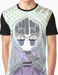Eucliwood Hellscythe - Kore wa Zombie Desu ka? Graphic T-Shirt
