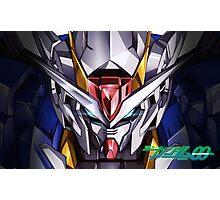 Gundam Photographic Print