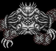 Contra III - Red Falcon's Final Form by DockEllis17