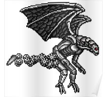 Contra III - Alien Dragon Poster