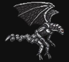 Contra III - Alien Dragon by DockEllis17