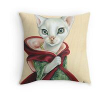 After the Ball Throw Pillow
