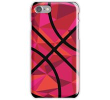 Basketball #1 iPhone Case/Skin
