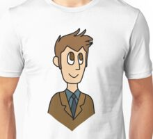 Doctor Who - David Tennant Unisex T-Shirt