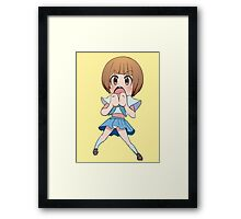 Kill la Kill - Mako Framed Print