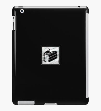 Cube Is a Lie iPad Case/Skin