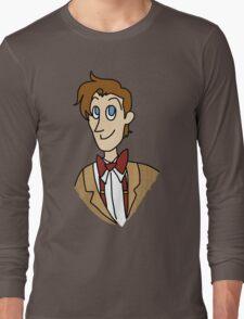 Doctor Who - Matt Smith Long Sleeve T-Shirt