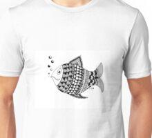'Cedric' the fish Unisex T-Shirt