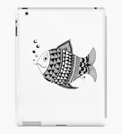'Cedric' the fish iPad Case/Skin
