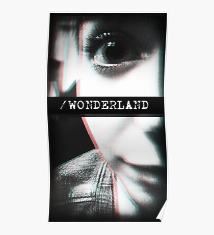 Trip to Wonderland Poster