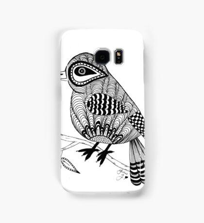 'Beaker' the bird Samsung Galaxy Case/Skin