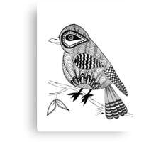 'Beaker' the bird Metal Print