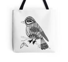 'Beaker' the bird Tote Bag