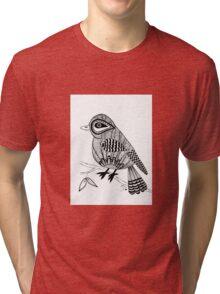 'Beaker' the bird Tri-blend T-Shirt