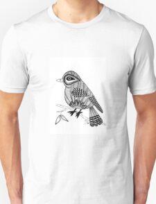 'Beaker' the bird Unisex T-Shirt