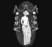 Day of the Dead T-Shirt by Allie Hartley  Unisex T-Shirt