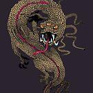Serpent Dragon  by cintrao