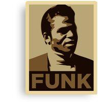 Funk Music Canvas Print