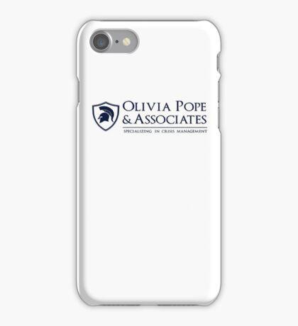 Olivia Pope & Associates iPhone Case/Skin