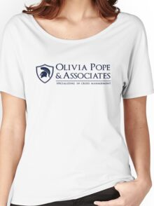 Olivia Pope & Associates Women's Relaxed Fit T-Shirt