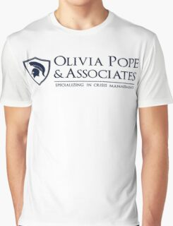 Olivia Pope & Associates Graphic T-Shirt