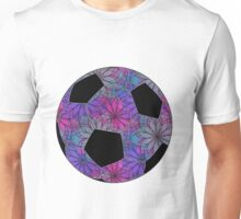 Soccer ball #2 Unisex T-Shirt