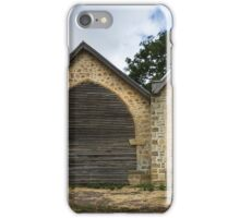 Greendale Church, Unfinished Life iPhone Case/Skin