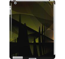 Abstract Landscape Art iPad Case/Skin