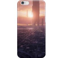 Los Angeles 2146 iPhone Case/Skin