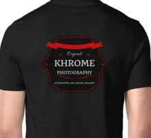 Khrome Photography 2016 Unisex T-Shirt