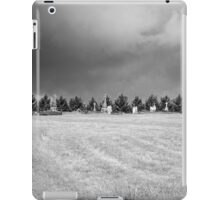 Greendale Cemetery  iPad Case/Skin