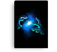 Space Illusionist Canvas Print