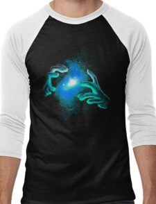Space Illusionist Men's Baseball ¾ T-Shirt