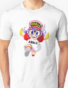 Japanese Anime Manga Arale Norimaki T-Shirt