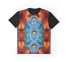 Cosmic Resonance Graphic T-Shirt